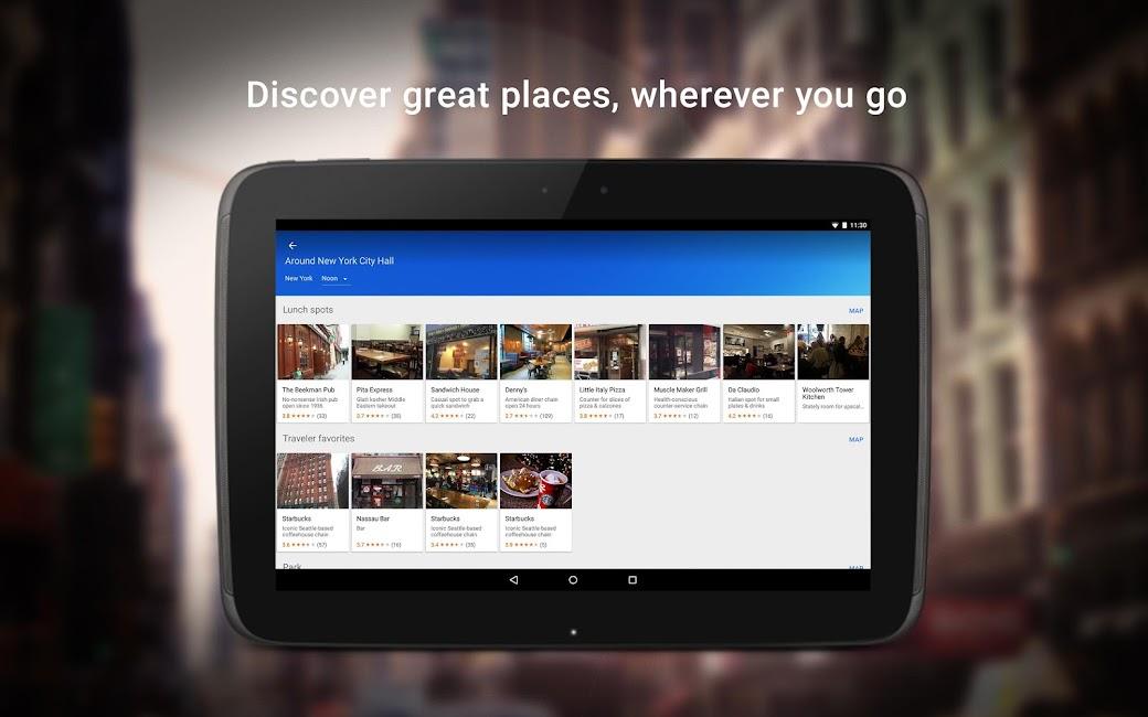 #13. Maps - Navigation & Transit (Android)