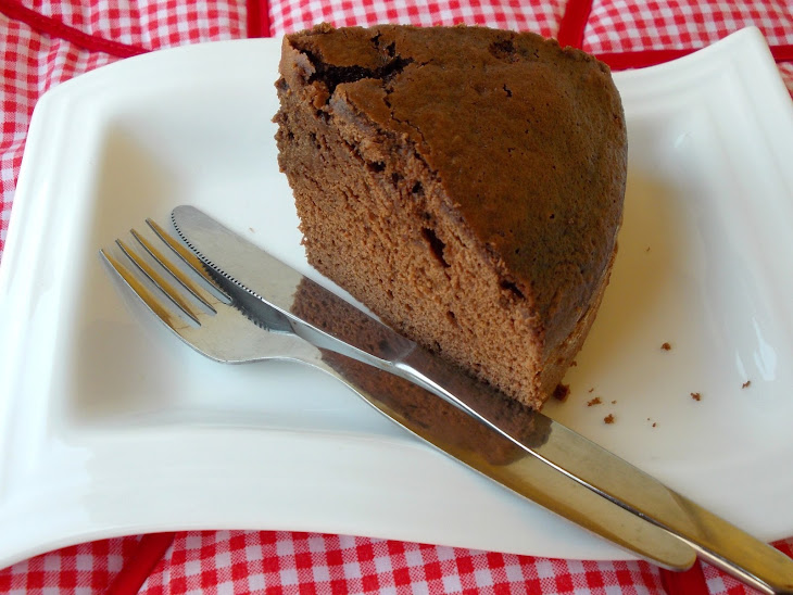 Chocolate Cake with Spearmint Infusion Recipe