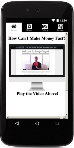 How Can I Make Money Fast