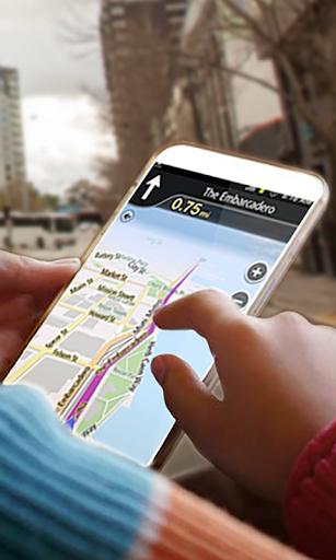 GPS NAVfree offline navmii