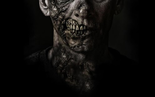 Zombie Scary live wallpaper - náhled