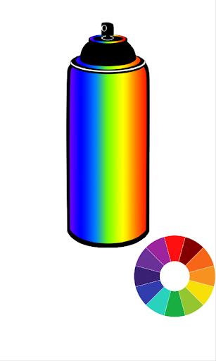 虹スプレー