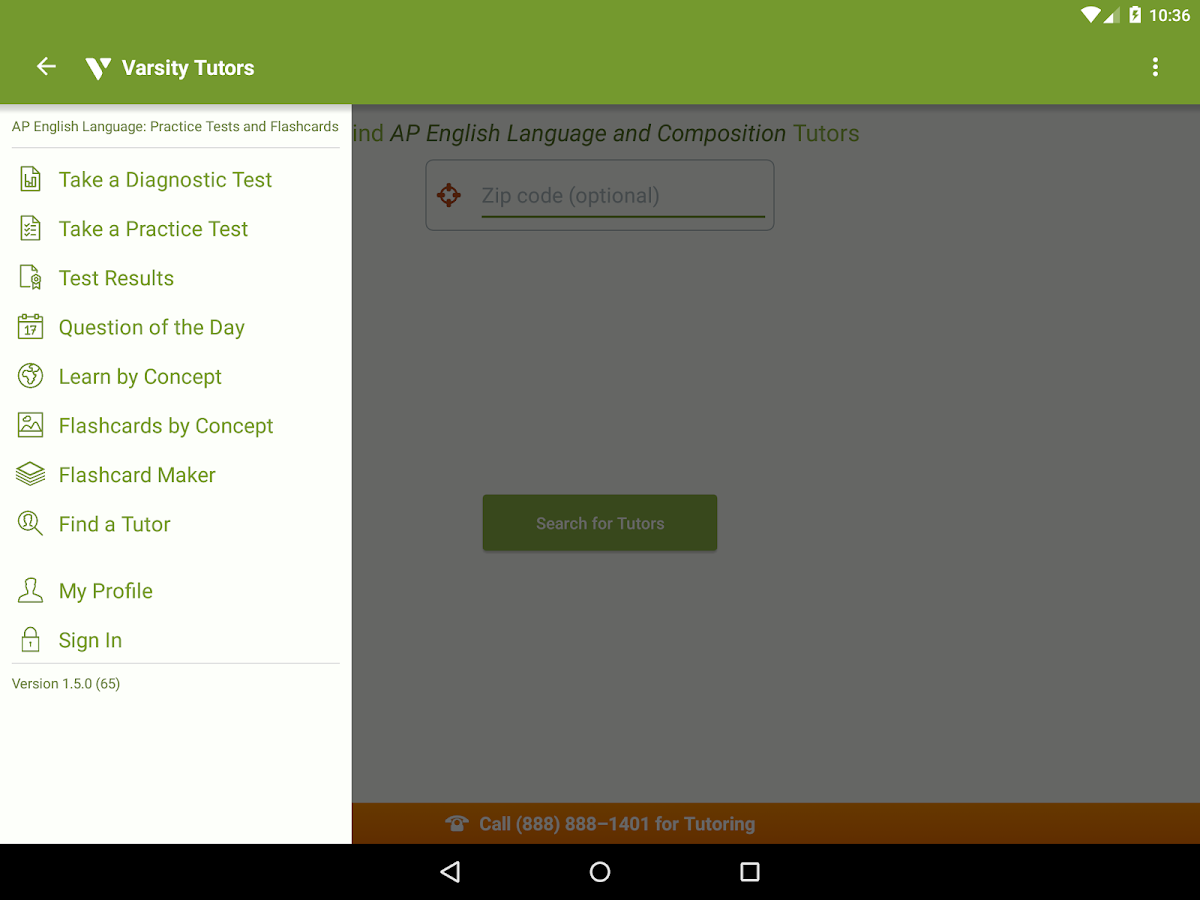 AP English Language Practice Android Apps on Google Play