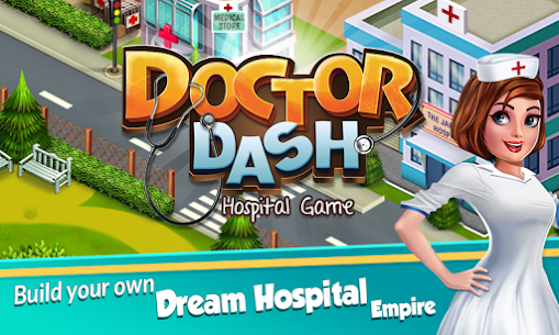 Doctor Dash : Hospital Game 6