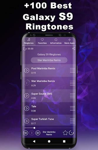 Best Galaxy S9 Plus Ringtones 2019 | Free 1.1 screenshots 1
