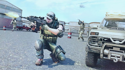Black Ops SWAT - Offline Shooting Games 2020 1.0.5 screenshots 3