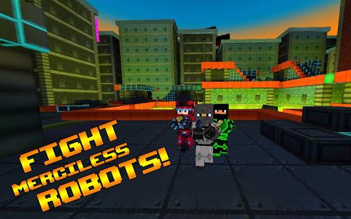 Rescue Robots Sniper Survival screenshots 19