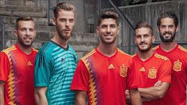 España lleva a Rusia todo su talento.