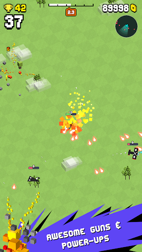 Wingy Shooters - Epic Battle in the Skies apkpoly screenshots 2