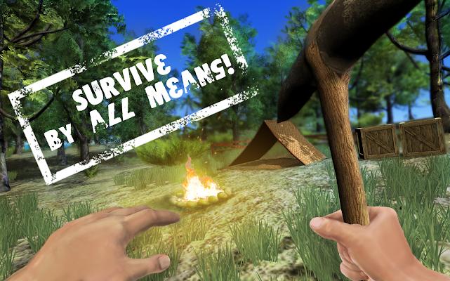 Survival Island: Primal Land Screenshot Image