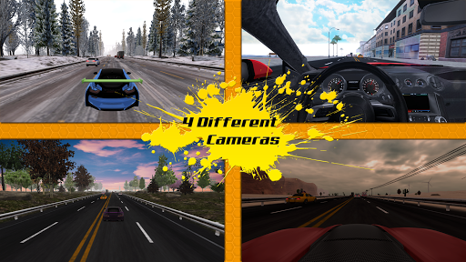 City Racing Traffic Racer 2.0 11