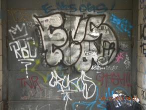 Photo: Stylish scribbling