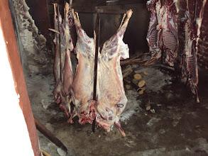Photo: BBQ lamb - cordero asado