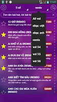 Screenshot of Karaoke so vietnam