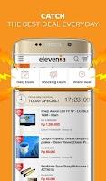Screenshot of elevenia - Shopping Paradise
