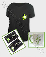 """Photo: Візитні карточки,  горня, футболка з логотипом оркестра барабанщиц """"Киянки"""""""