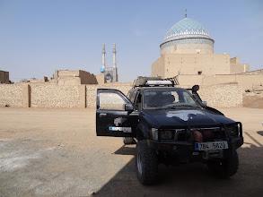 Photo: Historické město Yazd je dodnes centrem zoroastrismu, starého perského náboženství.