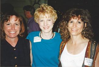 Photo: Linda (Wilson) Mitchell, Barbara Fletcher, Sandy (Wilson) Jung