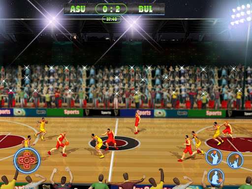 Fanatical PRO Basketball 2020: World Dunkers Mania 1.0.5 screenshots 11