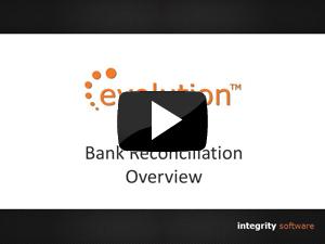 BANK RECONCILIATION FEATURE