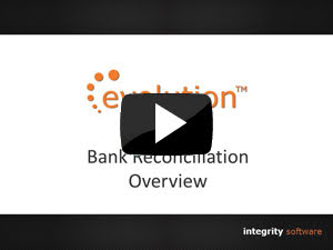 BANK RECONCILIATION FEATURE