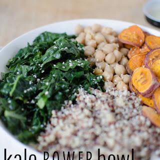 Kale & Miso Power Bowl
