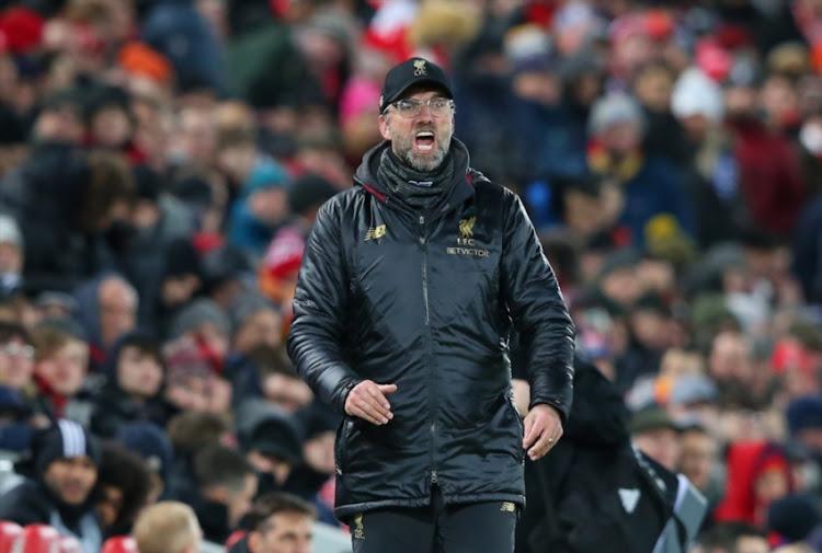 Jurgen Klopp Takes Liverpool S Title Setback In His Stride