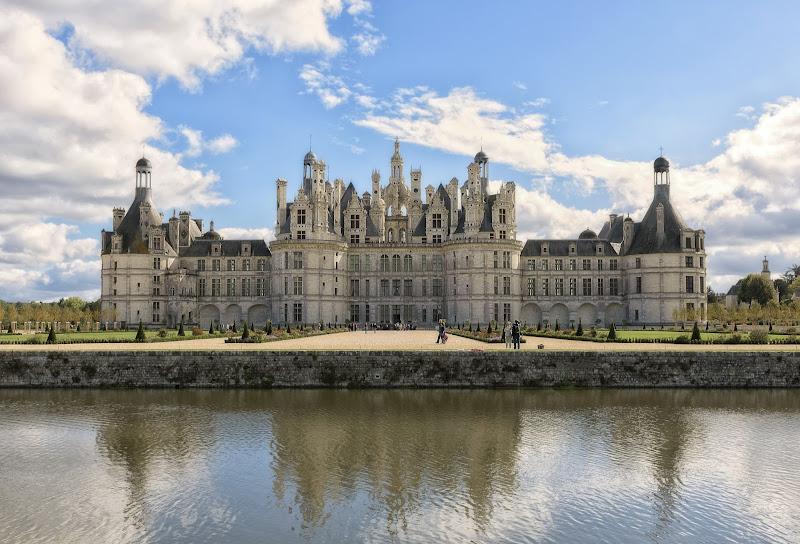 Castello di Chambord di CharsyWild