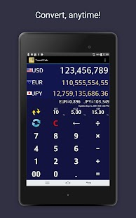 Travel Calculator- screenshot thumbnail