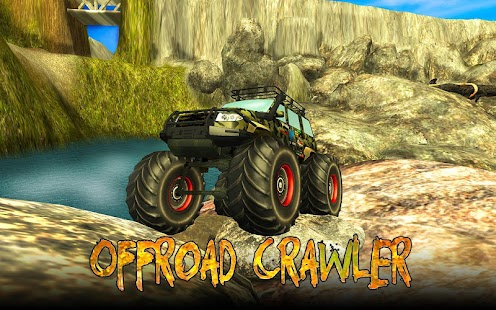 Offroad Rock Crawler Driving - náhled