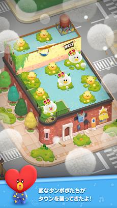 LINE ハローBT21 BT21顔のバブルがパンパン!爽快パズルゲーム!のおすすめ画像2