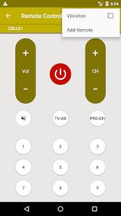 App Cello TV Remote Control APK for Windows Phone