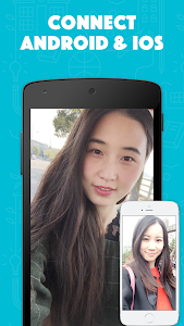 JusTalk--Video chat, Face time v6.6.36