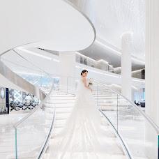 Bryllupsfotograf Natasha Fedorova (fevana). Foto fra 28.05.2019