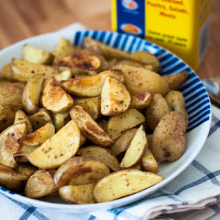 Crispy Oven Roasted Potatoes with Old Bay Seasoning