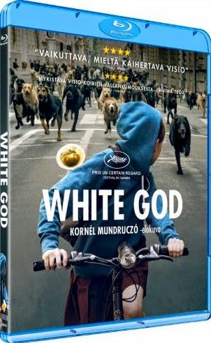 Filme Poster Deus Branco BRRip XviD & RMVB Legendado