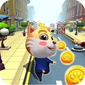 Talking Cat Subway Surf: Cute Jerry Pet Run