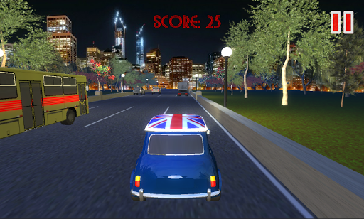 Single Player Traffic Racing 1.0 screenshots 3