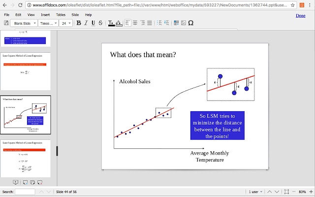how to add equatioins to ppt