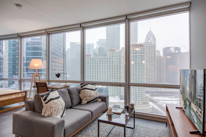 North Park Drive #2111 Serviced Apartment, Streeterville