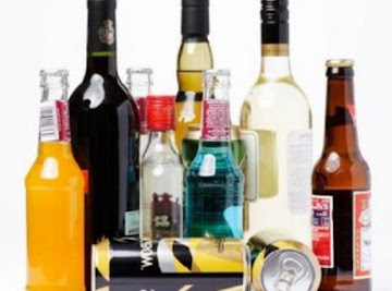 Alcohol Subsitution List Recipe