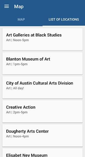 Austin Museum Partnership  screenshots 6
