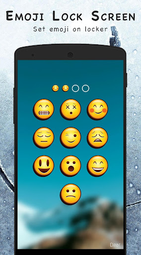 Emoji Lock Screen 2.0 screenshots 1
