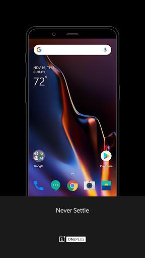 OnePlus Launcher screenshot 1