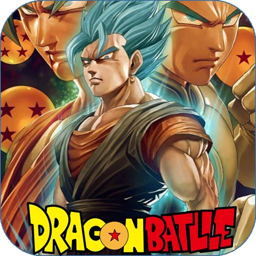 Dragon Battle Super Saiyan God