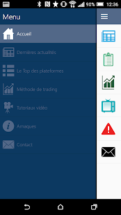 Option Binaire - OptionsInfos – Vignette de la capture d'écran