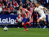 Yannick Carrasco heeft slechts enkele minuten nodig om zege van Atletico extra glans te geven