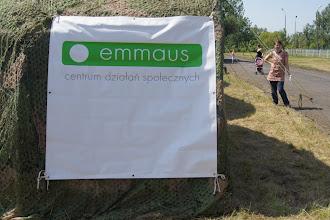 Photo: 11 VI 2011 roku  - a  mieściło się ono w namiocie wojskowym na terenie koszar w Leśnicy