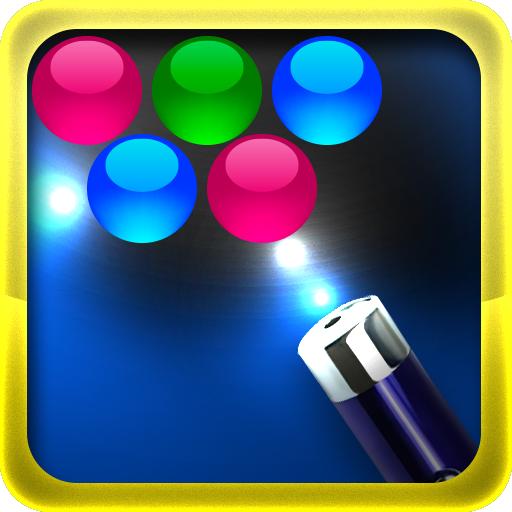 Bubble Laser Fun 模擬 App LOGO-硬是要APP
