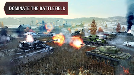 World of Tanks Blitz 4.2.0.214 Apk (Unlimited Money) MOD 3